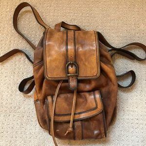 Fossil Backpack Purse